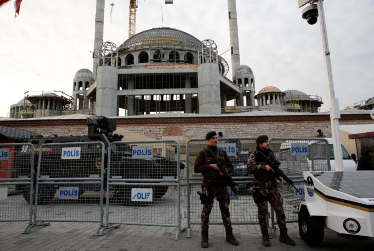 """Τουρκία: 75.239 συλλήψεις για """"τρομοκρατία"""" το 2018!   Newsit.gr"""