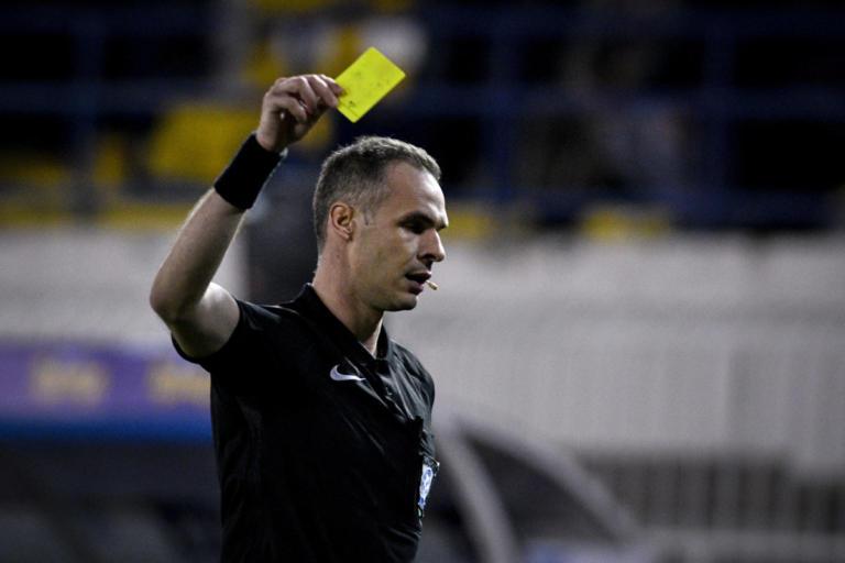 Θανάσης Τζήλος: Το ελληνικό ποδόσφαιρο στο πλευρό του διαιτητή   Newsit.gr