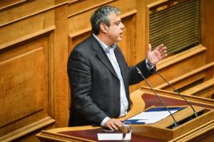 Βόμβα στον ΣΚΑΙ: Να παρέμβει η ΕΣΗΕΑ για τις δηλώσεις Αλαφούζου ζητά ο Βερναρδάκης