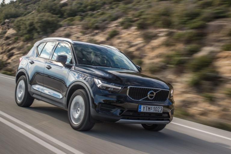 Δοκιμάζουμε το νέο Volvo XC40 D3 Geartronic [pics] | Newsit.gr