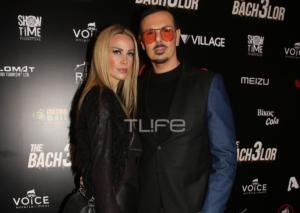 Νίκος Βουρλιώτης – Όλγα Καρπαθάκη: Βραδινή έξοδος για το ερωτευμένο ζευγάρι [pics]