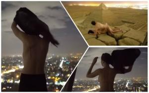 Γυμνοί στην Πυραμίδα του Χέοπα! Οργή για τις εικόνες – video, pics