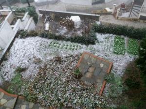 Θεσσαλονίκη: Χιόνια στα βόρεια – Στα «λευκά» Χορτιάτης και Ωραιόκαστρο – video