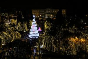 """Το """"κακό"""" που… στοιχειώνει την Αθήνα, ανήμερα των Χριστουγέννων"""