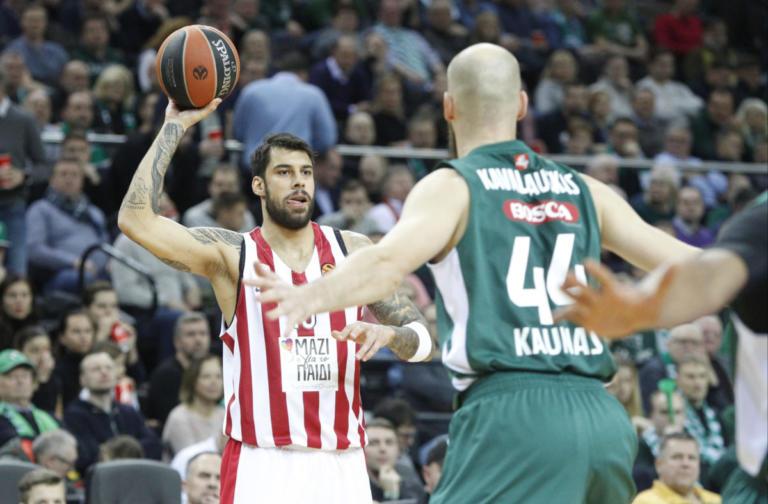 Ζαλγκίρις – Ολυμπιακός 83-75 ΤΕΛΙΚΟ | Newsit.gr