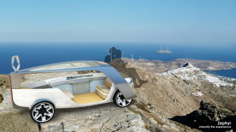To μέλλον των αυτοκινήτων έχει ελληνική υπογραφή! [pics] | Newsit.gr