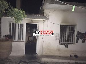Λακωνία: Μαρτυρικός θάνατος στις φλόγες – Σκληρές εικόνες στο εσωτερικό του φλεγόμενου σπιτιού [pics]