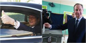 """Κύπρος – Προεδρικές εκλογές: """"Κλείδωσε"""" το δίδυμο Αναστασιάδη – Μαλά στον β' γύρο"""