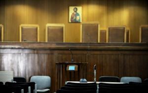 Αποχή από τα καθήκοντά τους ανακοίνωσαν δικαστές και εισαγγελείς