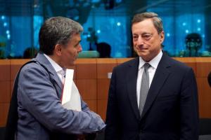 Το σχέδιο «αυτοδύναμης» εξόδου παρουσίασε η κυβέρνηση στον Ντράγκι
