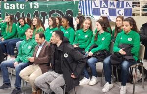 """Παναθηναϊκός – Ολυμπιακός: """"Αποθέωση"""" για τη γυναικεία ομάδα! """"Κράξιμο"""" σε Μίσσα"""
