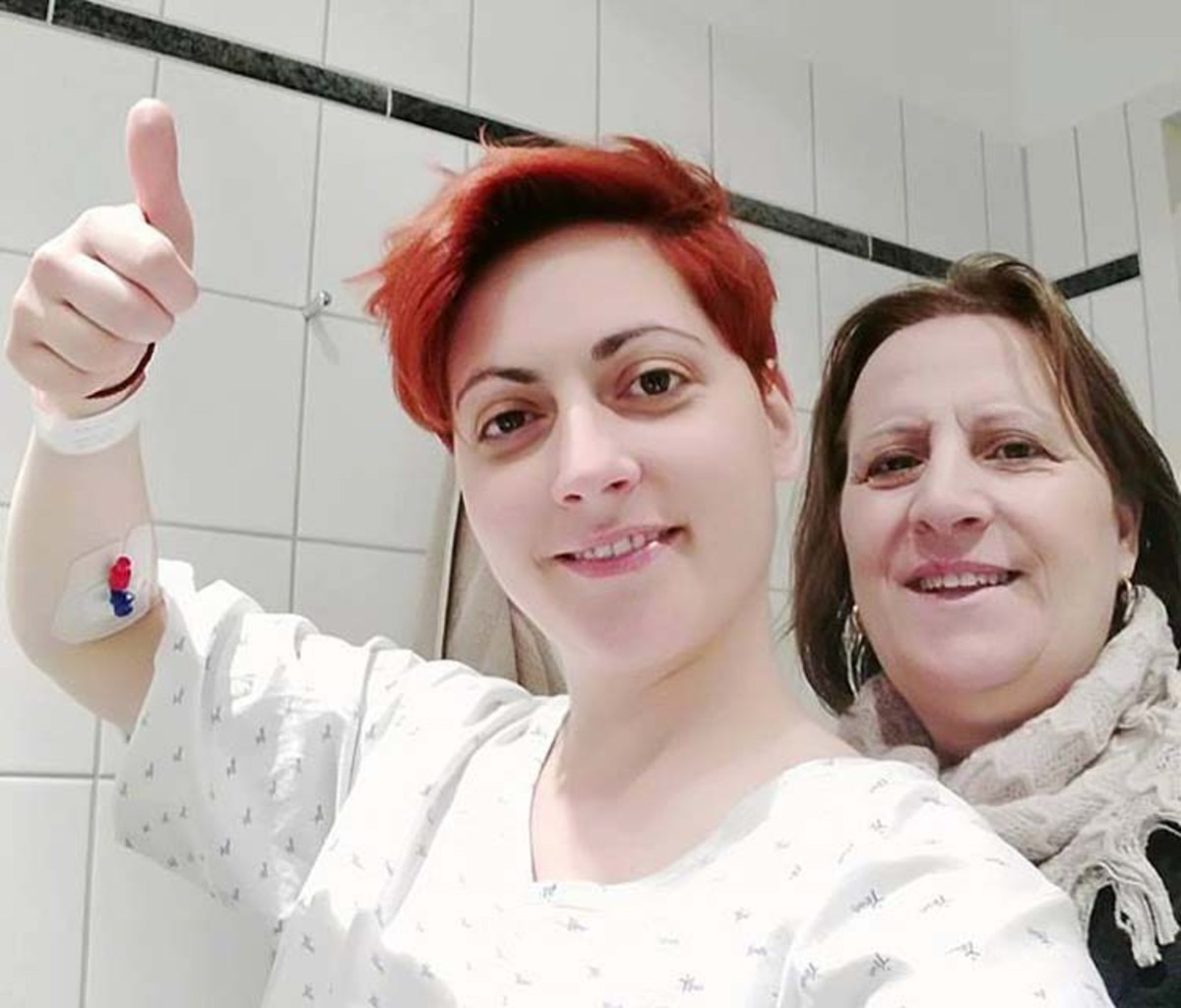 Ελασσόνα: Δάκρυα χαράς για την Άννα Καλώτη – Αφαιρέθηκε ο όγκος που είχε στον εγκέφαλο