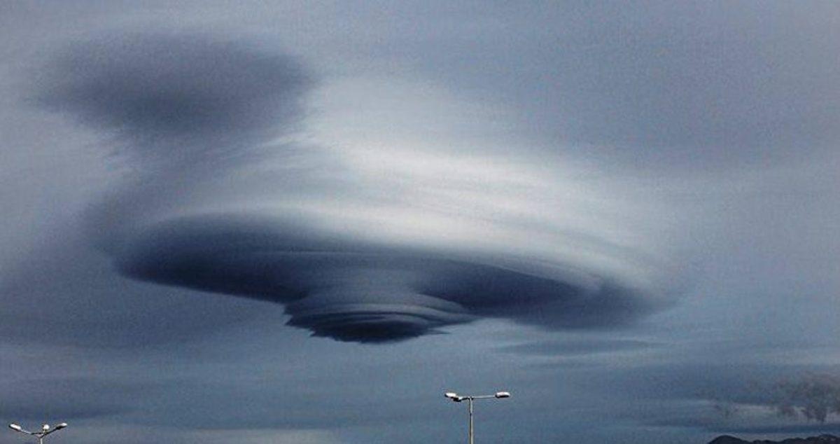 UFO Κρήτη