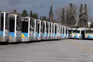 Πρωτοχρονια 2018: Πως θα κινηθούν λεωφορεία και τρόλεϊ