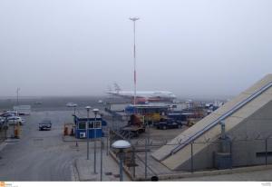 Θεσσαλονίκη: Προβλήματα στο αεροδρόμιο λόγω ομίχλης