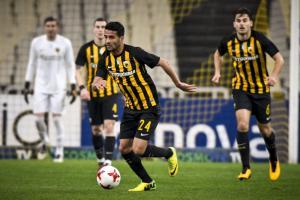 """Κύπελλο Ελλάδας: """"Έλαμψε"""" ο Μασούντ στην… αγγαρεία της ΑΕΚ"""