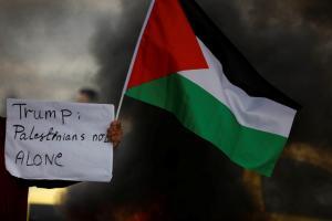 «Η Ιερουσαλήμ δεν πωλείται» διαμηνύει στον Τραμπ η παλαιστινιακή προεδρία