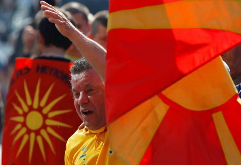 Ζαχαράκης: Άκαιρη η συζήτηση για σκοπιανό