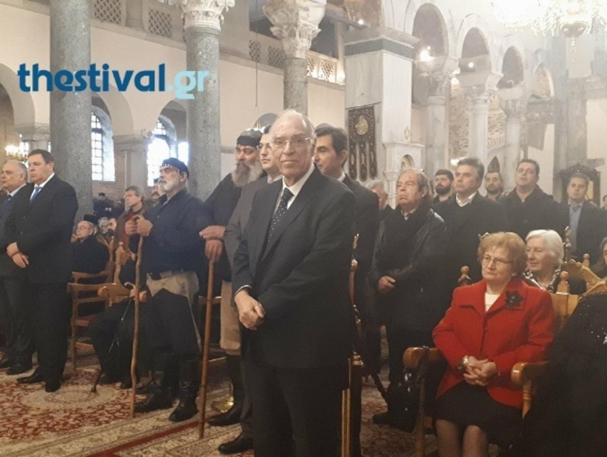 Ζουράρις, Λεβέντης, Τζιτζικώστας στην «πανστρατιά προσευχής για τη Μακεδονία» [pics]