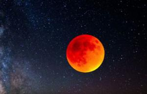 """Έρχεται το """"Σούπερ Μπλε Ματωμένο Φεγγάρι"""" – Έχει να συμβεί 150 χρόνια"""