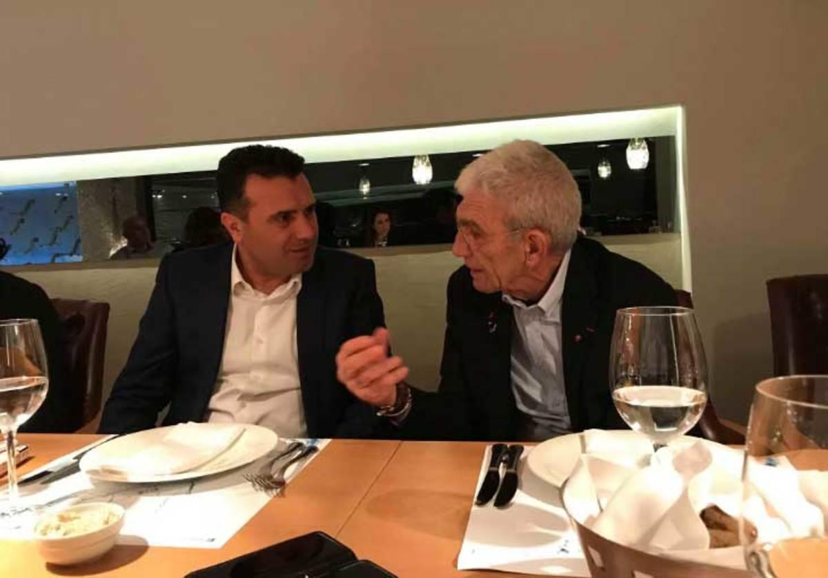 Ξέσπασμα Μπουτάρη: Πιο Μακεδόνας από εμένα δεν υπάρχει! – Το θέμα της ονομασίας ξεστράτισε καθαρά από ανοησίες των πολιτικών
