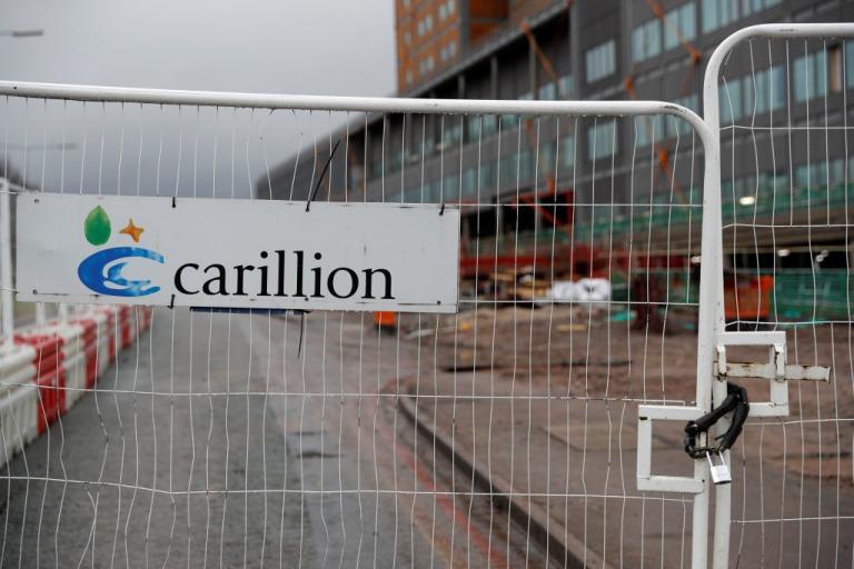 Carillion: Ο κατασκευαστικός γίγαντας είχε πήλινα πόδια
