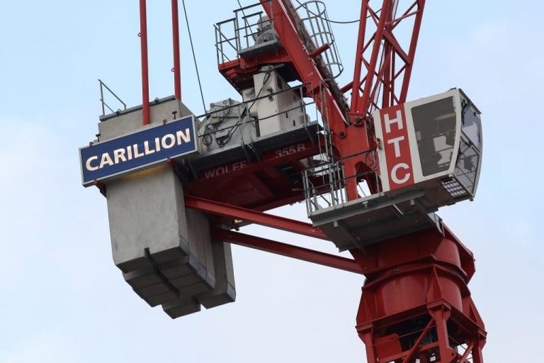 Παγκόσμιο σοκ από την κατάρρευση μεγάλης κατασκευαστικής στην Βρετανία