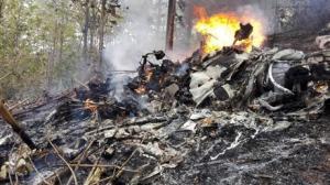 """""""Μαύρη"""" παραμονή – 12 νεκροί από πτώση αεροσκάφους"""