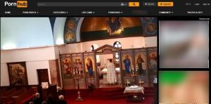 Βίντεο με λειτουργίες ορθόδοξης εκκλησίας στο… Pornhub! [pics]