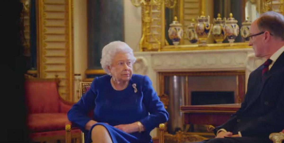 Βασίλισσα Ελισάβετ στέψη
