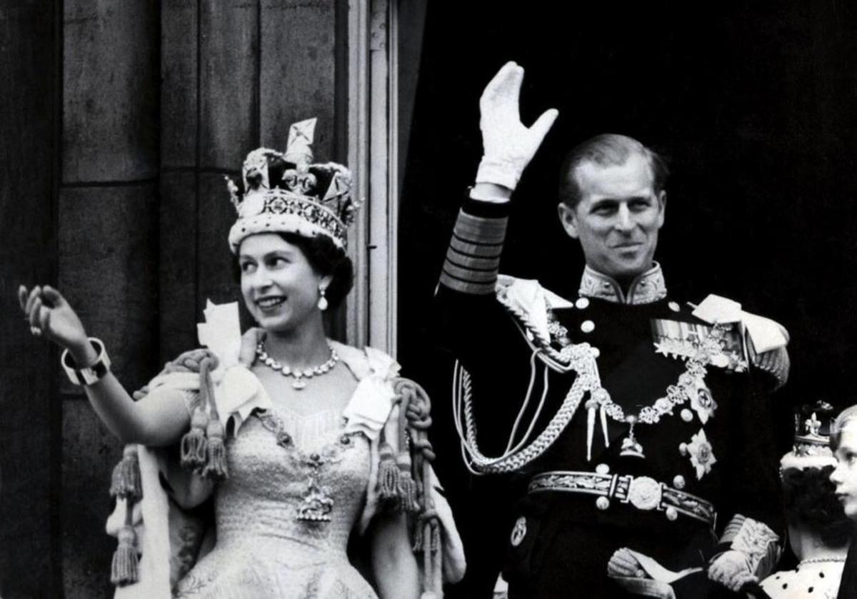 βασίλισσα Ελισάβετ πρίγκιπας Φίλιππος