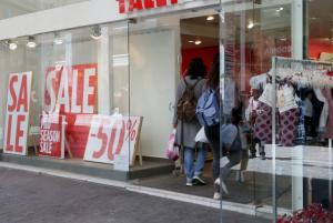 Ανοιχτά τα καταστήματα την Κυριακή – Ποιο θα είναι το ωράριο λειτουργίας