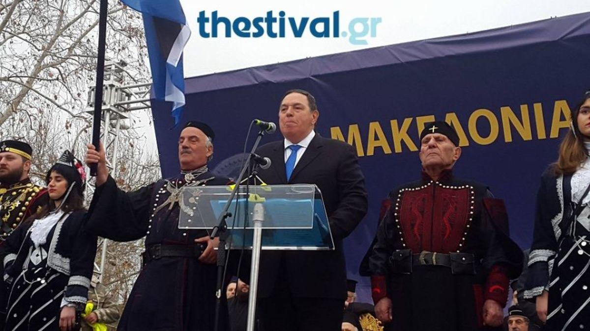 Δημοψήφισμα για το Σκοπιανό ζήτησε ο Φραγκούλης Φράγκος [vids]