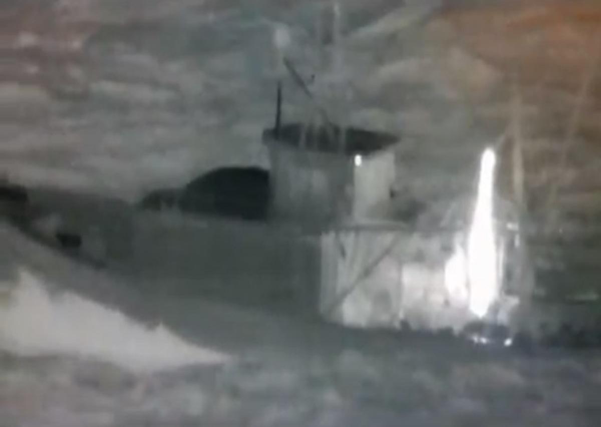 Καταγγελίες Λοβέρδου: Η φρεγάτα Έλλη άφησε να φύγει τουρκικό πλοίο με ναρκωτικά – Βίντεο ντοκουμέντο
