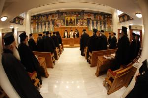 Συνεδριάζει εκτάκτως η Διαρκής Ιερά Σύνοδος για το Σκοπιανό