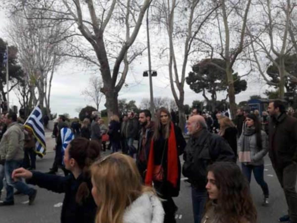 Παπαδημούλης: Ο ΣΥΡΙΖΑ ετοίμασε το σημείωμα για το συλλαλητήριο και εγώ το διένειμα