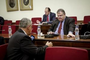 Το βέτο Βούτση που προκάλεσε άγριο καυγά στην Επιτροπή Θεσμών και Διαφάνειας