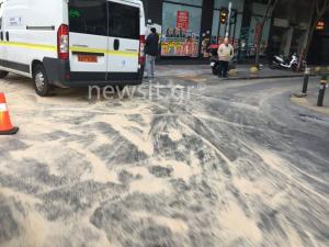 Καταγγελία: Νεο περιστατικό με έκρηξη κινητήρα σε λεωφορείο [pics]