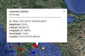 Σεισμός στην Αθήνα: Σειρά παίρνουν οι μετασεισμοί