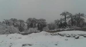 Απίστευτο! Σφοδρές χιονοπτώσεις σαρώνουν το Μαρόκο [vids]