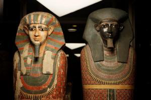 Αποκάλυψη από Ελληνίδα ερευνήτρια: Δύο διάσημες αιγυπτιακές μούμιες αδελφών είχαν διαφορετικό πατέρα