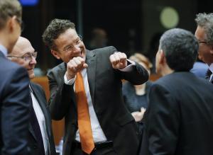 Ο Ντάισελμπλουμ αποθεώνει Τσίπρα και Τσακαλώτο: Έκαναν τα πάντα πιο εύκολα