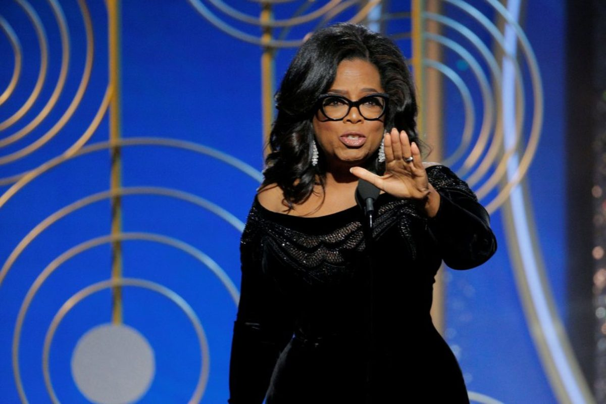 Χρυσές Σφαίρες: Oprah for President? - Η ομιλία που άναψε φωτιά στο twitter
