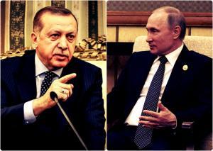 Συρία: Ερντογάν – Πούτιν σπέρνουν… παρεούλα τον θάνατο στην Αφρίν!