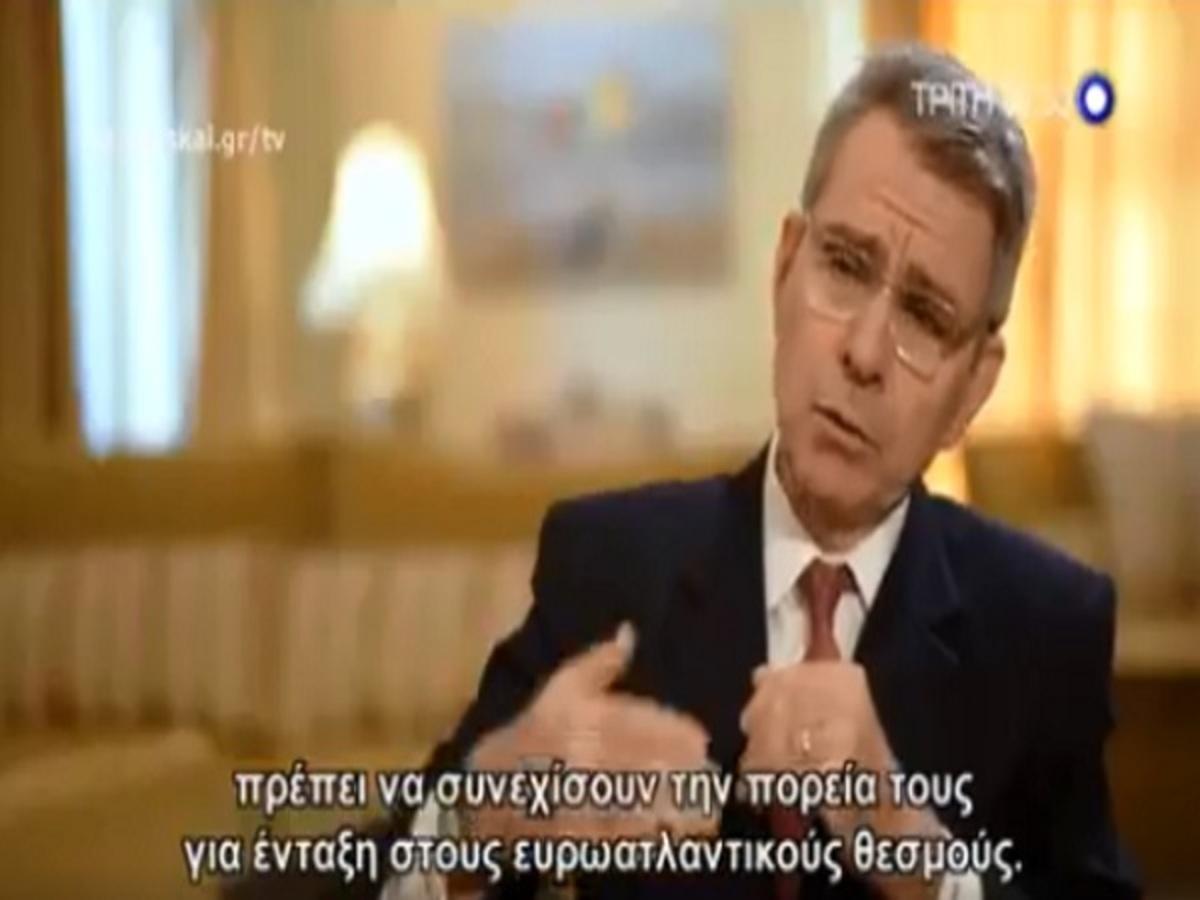 Τζέφρι Πάιατ: Φοβάμαι ατύχημα Ελλάδας – Τουρκίας στο Αιγαίο