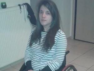 Η συγκλονιστική ιστορία της φοιτήτριας που καθηλώθηκε σε καροτσάκι από ιατρικό λάθος
