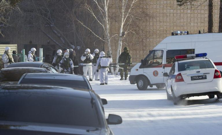 Φωτιά και τσεκούρι από μαθητή σε σχολείο στην Σιβηρία! Επτά τραυματίες