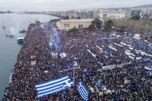 Συλλαλητήριο: Η ηχηρή απουσία των καναλιών