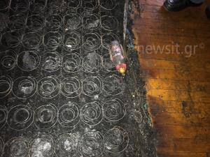Πλατεία Αττικής: Σε αυτό το σπίτι βρέθηκε το βρέφος! Είχε λιποθυμήσει από τις αναθυμιάσεις [vids, pics]
