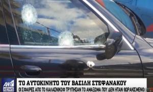 Δολοφονία Στεφανάκου: Ο εκτελεστής με το κράνος και η πορεία της μηχανής